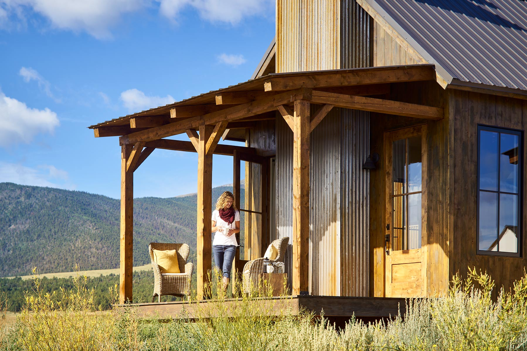 Cabin Tiny house David Patterson Photography of  Modern Architecture and Interiors  Colorado