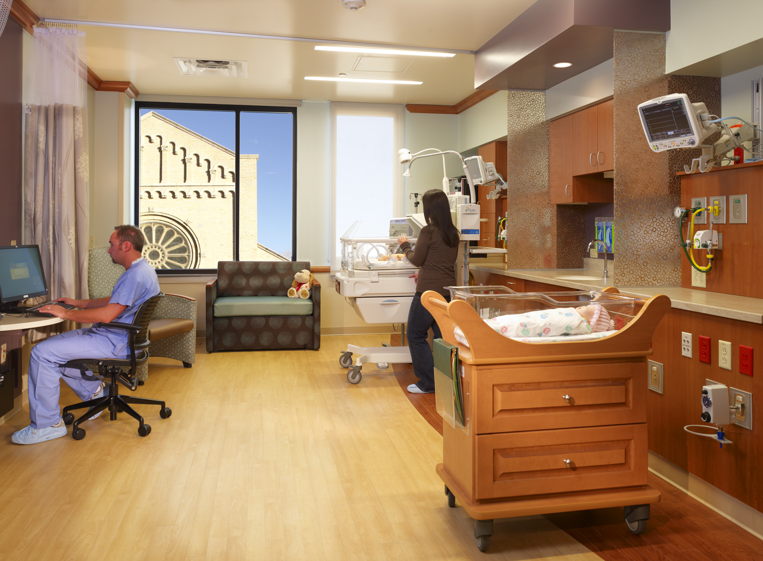 David Patterson Photography/Photography of Architecture+ Interiors, Health Care Facilities,  Denver, Colorado