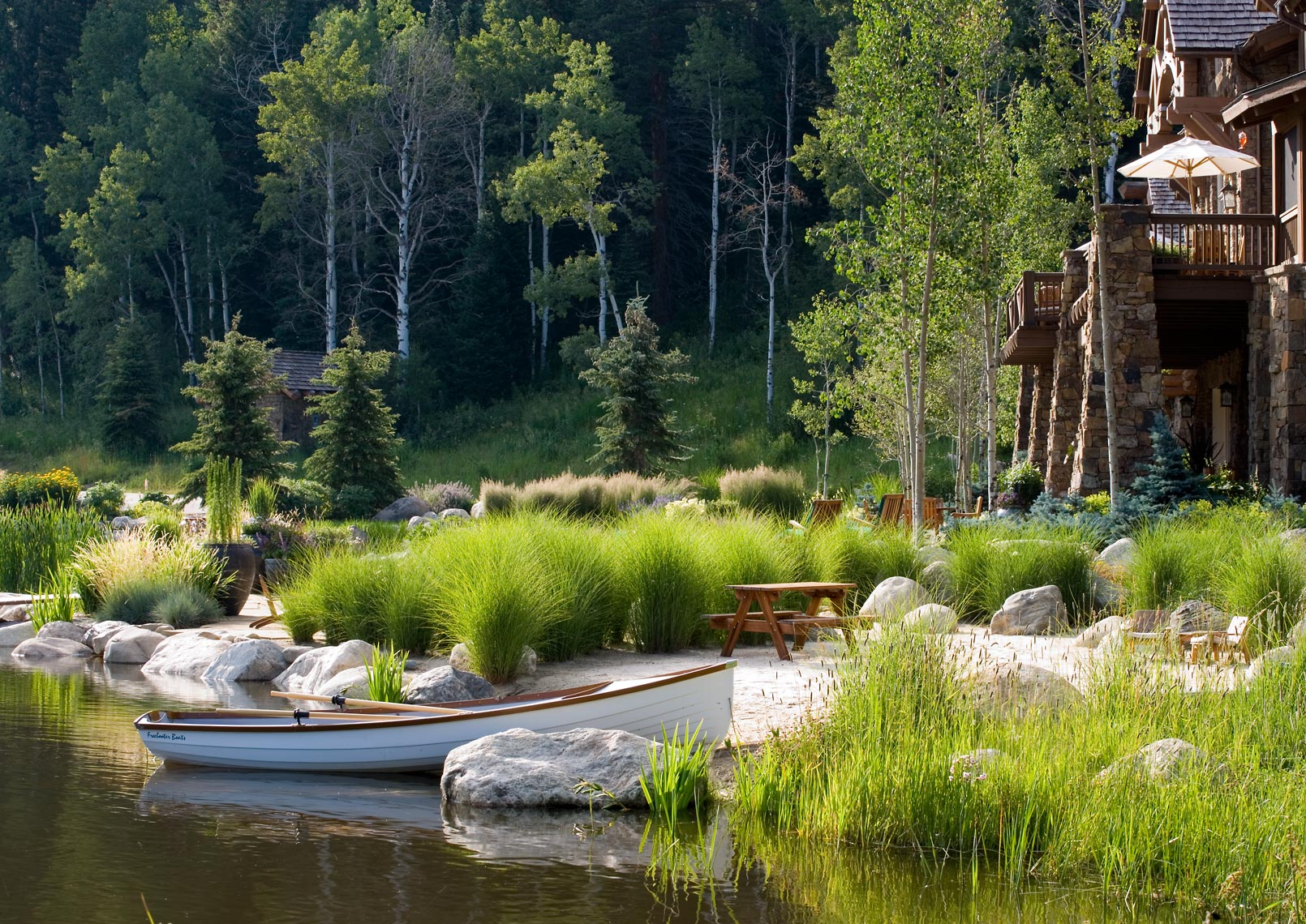 David Patterson Photography/Photography of Landscape Architecture, Colorado