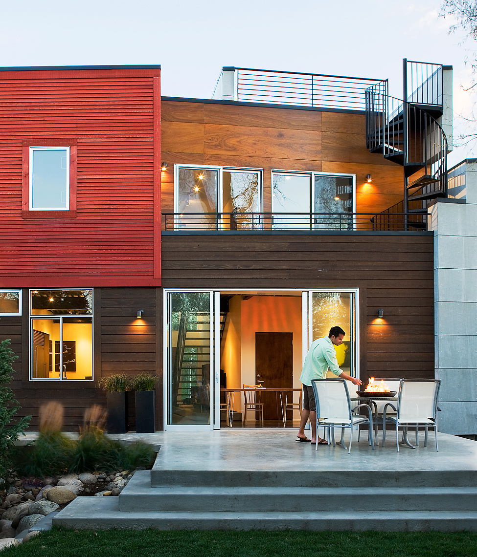West Elevation Architiects/David Patterson Photography/Architectural Photography Colorado