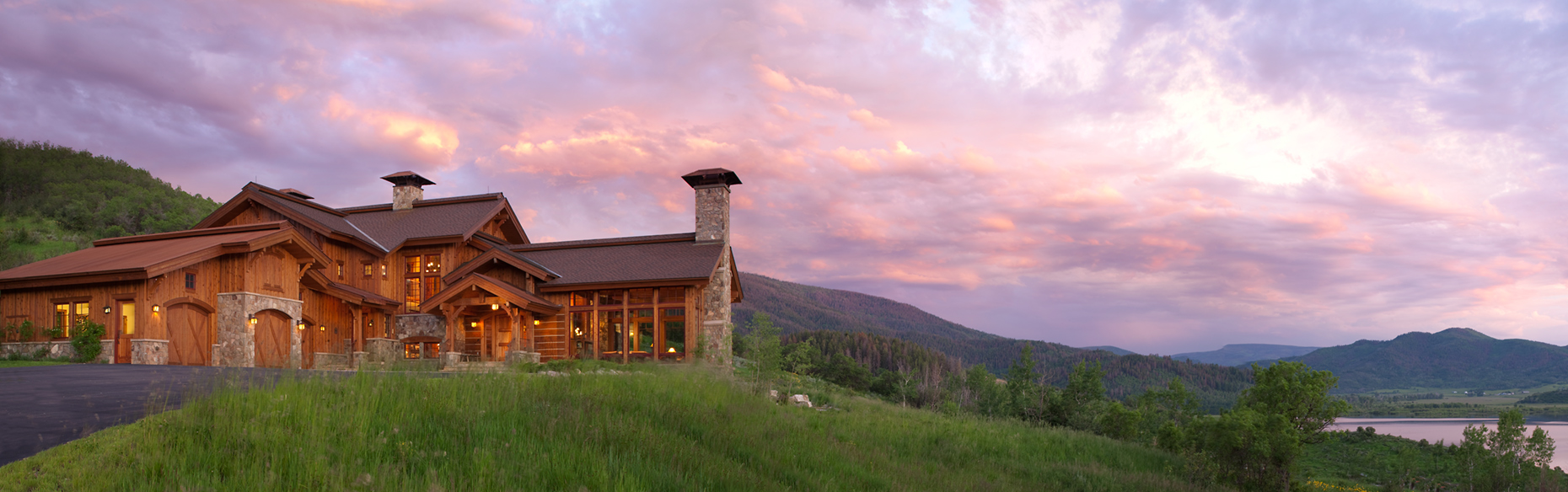 Lake Catamount Residence, Colorado/ David Patterson Photography/Photography of Architecture+Interiors, Colorado